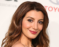 BURBANK, CA, USA - OCTOBER 18: Nasim Pedrad arrives at the 2014 Environmental Media Awards held at Warner Bros. Studios on October 18, 2014 in Burbank, California, United States. (Photo by Xavier Collin/Celebrity Monitor)