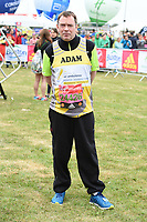 Adam Woodyatt<br /> at the start of the 2017 London Marathon on Blackheath Common, London. <br /> <br /> <br /> ©Ash Knotek  D3253  23/04/2017
