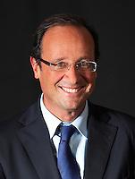François Hollande - French President - Photo session
