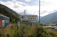 Petroleum Industry in the Pappallacta area, Ecuador