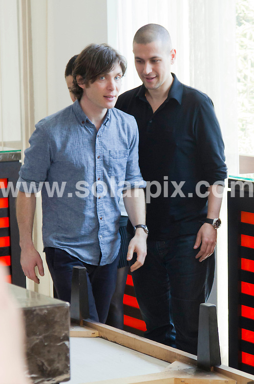 "**ALL ROUND PICTURES FROM SOLARPIX.COM**                                             **NO SYNDICATION PERMITTED IN SPAIN,GERMANY,FRANCE,ITALY,POLAND** .Rodrigo Cortés y Cillian Murphy.Hollywood actor Cillian Murphy poses with director Rodrigo Cortes at the Madrid photocall for his new movie, ""Red Lights"" which translates for the Spanish market as ""Luces Rojas"".                                                                                                        This pic:    Cillian Murphy and director Rodrigo Cortes                                                                                          JOB REF:  14522    SPQ      DATE:  01.03.12                                                          **MUST CREDIT SOLARPIX.COM OR DOUBLE FEE WILL BE CHARGED**                                                                      **MUST AGREE FEE BEFORE ONLINE USAGE**                               **CALL US ON: +34 952 811 768 or LOW RATE FROM UK 0844 617 7637**"