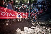 Pim Ronhaar (NED/Callant-Doltcini)<br /> <br /> Elite & U23 Mens Race<br /> 42nd Superprestige cyclocross Gavere 2019<br /> <br /> ©kramon
