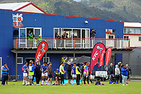2017 Wellington Secondary Schools Condor Rugby Sevens tournament at Naenae College in Naenae, Wellington, New Zealand on Monday, 23 October 2017. Photo: Dave Lintott / lintottphoto.co.nz