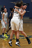 Rochester Hills Stoney Creek at Clarkston, Girls Varsity Basketball, 2/28/14