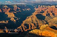 Sunset, Bright Angel Canyon, Grand Canyon National Park, Arizona