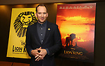 "Stephen Carlile attends the Broadway screening of the Motion Picture Release of ""The Lion King"" at AMC Empire 25 on July 15, 2019 in New York City."
