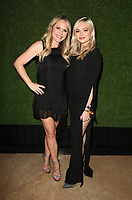 BEVERLY HILLS, CA - JANUARY 7: Barbara Alyn Woods, Natalie Alyn Lind, at 75th Annual Golden Globe Awards_Roaming at The Beverly Hilton Hotel in Beverly Hills, California on January 7, 2018. <br /> CAP/MPIFS<br /> &copy;MPIFS/Capital Pictures