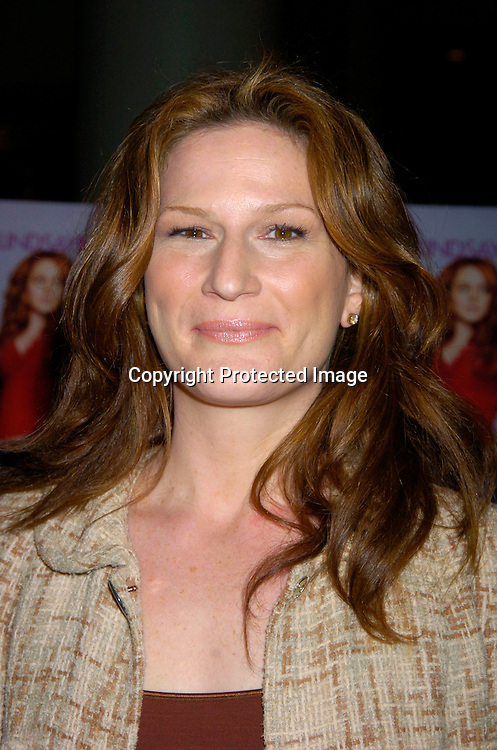 "Ana Gasteyer ..at a private screening of ""Mean Girls"" on April 23, 2004 at the Loews Lincoln Square Theatre in New York City. ..Photo by Robin Platzer, Twin Images"
