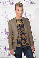 Harry Derbidge arriving for the Amy Childs clothing collection  3rd birthday party, London. 27/10/2014 Picture by: James Smith / Featureflash