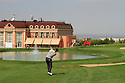 Will Besseling (NED) during the third round of the Kazakhstan Open played at Zhailjau Golf Resort, Almaty on September 15, 2012 in Almaty, Kazakhstan.(Picture Credit / Phil Inglis)