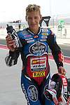 FIM CEV REPSOL in Navarra during the Spanish Championship 2014.<br /> Los Arcos, navarra, spain<br /> September 06, 2014. <br /> Moto3<br /> fabio quartararo<br /> PHOTOCALL3000/ RME