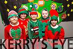 SHOW TIME: Enjoying their annual Christmas concert in the CBS on Tuesday.Pictured Marco Vathaj, Maciej Kubik, David Donovan, Dylan Shanahan, Lawin Mohamadi.