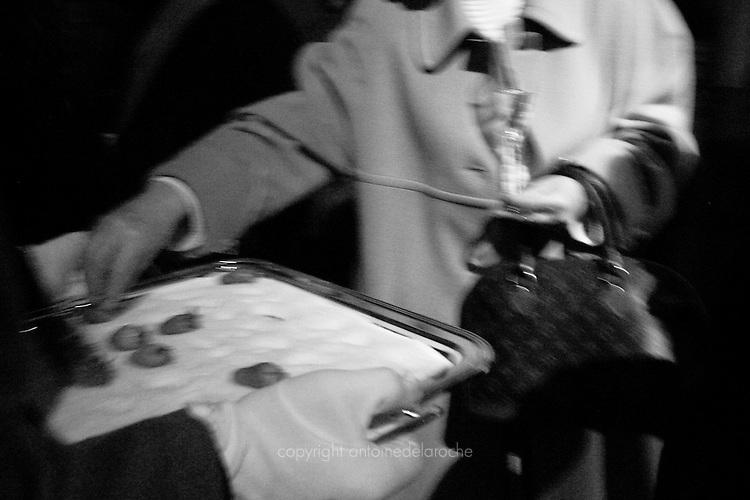 CANOVA ALLA CORTE DEGLI ZAR, milano 22/02/2008