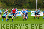 Siobhan Fleming in action for Tralee v Shannon in the Ladies Munster league in O'Dowd Park on Sunday.