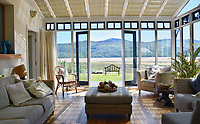 Former home of 'Boys Own' hero Maj Bill Tilman, with spectacular views of Snowdonia