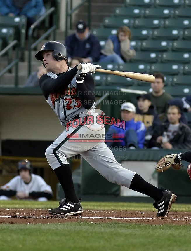 2004 MILB - Buffalo Bisons   Four Seam Images