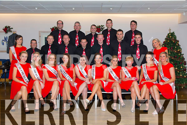 The 24 Dancers at the St. Pats Blennerville Strictly come Dancing fundraiser at Ballyroe Heights Hotel on Friday