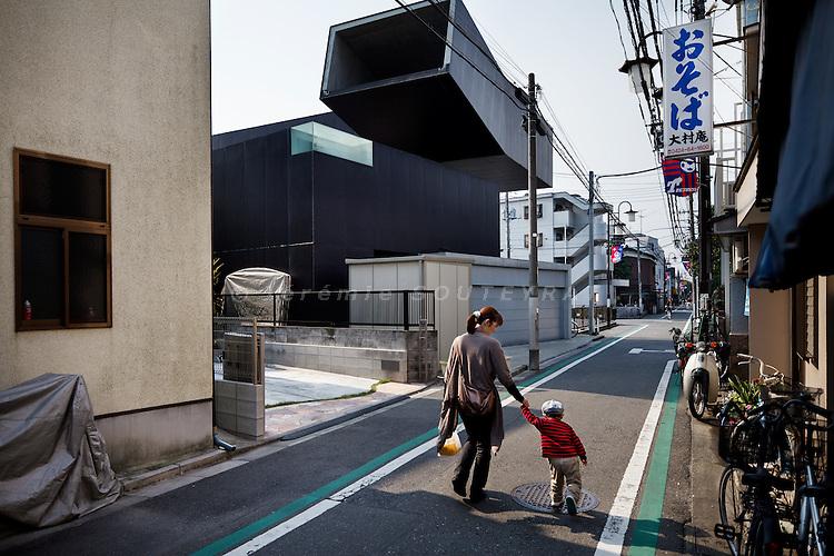Tokyo, November 12 2010 - Whitebase by Architecton.