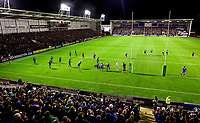 Picture by Alex Whitehead/SWpix.com - 27/10/2013 - Rugby League - Rugby League World Cup - New Zealand v Samoa - Halliwell Jones Stadium, Warrington, England - GV, General View. Rugby League World Cup 2013 re edited 11/10/2017 Best Of
