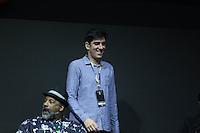 SÃO PAULO,SP, 02.12.2016 - COMIC-CON - Marcelo Adnet  durante a Comic Con 2016  no São Paulo Expo na região sul da cidade nesta sexta-feira, 02. (Foto: Vanessa Carvalho/Brazil Photo Press/Folhapress)
