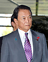 Prime minister Shinzo Abe reshuffles Cabinet