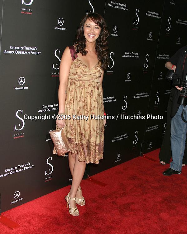 Marisa Ramirez.Social Hollywood Grand Opening.Los Angeles, CA.June 27, 2006.©2006 Kathy Hutchins / Hutchins Photo....