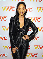 NEW YORK, NY - NOVEMBER 01: Dascha Polanco attends the 2018 Women's Media Awards at Capitale on November 1, 2018 in New York City.a attends the 2018 Women's Media Awards at Capitale on November 1, 2018 in New York City.  <br /> CAP/MPI/JP<br /> &copy;JP/MPI/Capital Pictures