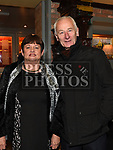 Gabriel and Patricia McKenny at St Mary's GFC awards dinner in Muldoons. Photo:Colin Bell/pressphotos.ie