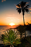 Sunset at Laguna Beach