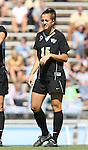 14 October 2007: Wake Forest's Amanda Lebo. The University of North Carolina Tar Heels defeated the Wake Forest University Demon Deacons 1-0 at Fetzer Field in Chapel Hill, North Carolina in an Atlantic Coast Conference NCAA Division I Womens Soccer game.