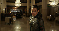 ANT-MAN AND THE WASP (2018)<br /> EVANGELINE LILLY<br /> *Filmstill - Editorial Use Only*<br /> CAP/FB<br /> Image supplied by Capital Pictures