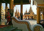 Yangon, Myanmar<br /> shot with an iPhone