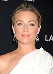 BEVERLY HILLS, CA- FEBRUARY 22: Actress Elisabeth Rohm arrives at the 16th Costume Designers Guild Awards at The Beverly Hilton Hotel on February 22, 2014 in Beverly Hills, California.
