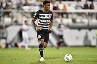 Orlando, FL - Saturday Jan. 21, 2017: Corinthians midfielder Paulo Roberto (28) during the second half of the Florida Cup Championship match between São Paulo and Corinthians at Bright House Networks Stadium. The game ended 0-0 in regulation with São Paulo defeating Corinthians 4-3 on penalty kicks