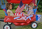 Children age 3 in July 4th parade Family, Family activities Children, Camping