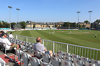 General view of play during Essex CCC vs Warwickshire CCC, Specsavers County Championship Division 1 Cricket at The Cloudfm County Ground on 20th June 2017
