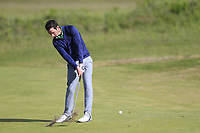 William Russell (Clandeboye) during the 2nd round of the East of Ireland championship, Co Louth Golf Club, Baltray, Co Louth, Ireland. 03/06/2017<br /> Picture: Golffile | Fran Caffrey<br /> <br /> <br /> All photo usage must carry mandatory copyright credit (&copy; Golffile | Fran Caffrey)