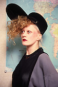 1984: THOMPSON TWINS - Alannah Currie - photosession in London