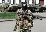 Pro-russische Kräfte setzen ukrainische Einheiten bei Slowjansk fest
