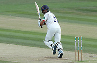 Essex captain Ryan ten Doeschate watches the ball whilst in batting action during Kent CCC vs Essex CCC, Specsavers County Championship Division 1 Cricket at the St Lawrence Ground on 20th August 2019