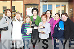 Enjoying the Coffee morning in aid of Haiti in Lord Kenmare's Killarney on Saturday was l-r: Sheila Morrissey, Margaret Cronin, Rebecca Murphy, Maura Murphy, Marian O'Connor, Margaret Cronin-Roberts and Annette Cronin