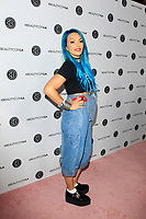LOS ANGELES - AUG 12:  Kandee Johnson at the 5th Annual Beautycon Festival Los Angeles at the Los Angeles Convention Center on August 12, 2017 in Los Angeles, CA