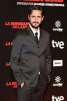 "Juan Diego Botto attends ""La Ignorancia de la Sangre"" Premiere at Capitol Cinema in Madrid, Spain. November 13, 2014. (ALTERPHOTOS/Carlos Dafonte) /NortePhoto nortephoto@gmail.com"