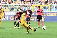 gol Paulo Dybala goal <br /> Genova 26-08-2017 Stadio Marassi Calcio Serie A 2017/2018 Genoa -<br /> Juventus Foto Imagesport/Insidefoto