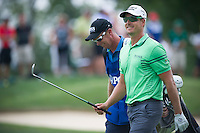 Henrik Stenson in action during the opening round of the PGA Championship at Valhalla (Photo: Anthony Powter) Picture: Anthony Powter / www.golffile.ie