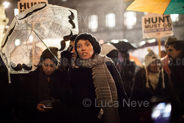 Aislinn Macklin-Doherty (Junior Doctor, Cancer Specialist Trainee and BMA member).<br />