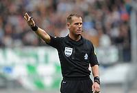 VOETBAL: HEERENVEEN: 15-09-2013, Abe Lenstra Stadion, SC Heerenveen-FC Groningen, Scheidsrechter Danny Makkelie, ©foto Martin de Jong