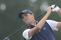 Chesson Hadley (USA) tees off the 9th tee during Friday's Round 2 of the 118th U.S. Open Championship 2018, held at Shinnecock Hills Club, Southampton, New Jersey, USA. 15th June 2018.<br /> Picture: Eoin Clarke | Golffile<br /> <br /> <br /> All photos usage must carry mandatory copyright credit (&copy; Golffile | Eoin Clarke)