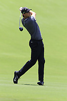 Thomas Pieters (BEL) in action on the 14th hole during Thursday's Round 1 of the 2017 PGA Championship held at Quail Hollow Golf Club, Charlotte, North Carolina, USA. 10th August 2017.<br /> Picture: Eoin Clarke | Golffile<br /> <br /> <br /> All photos usage must carry mandatory copyright credit (&copy; Golffile | Eoin Clarke)