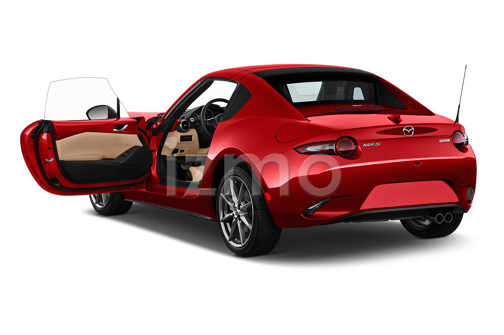 Car images of 2019 Mazda MX-5 Selection 2 Door Targa Doors
